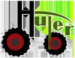 Huber Agrar - Logo mit Kontur