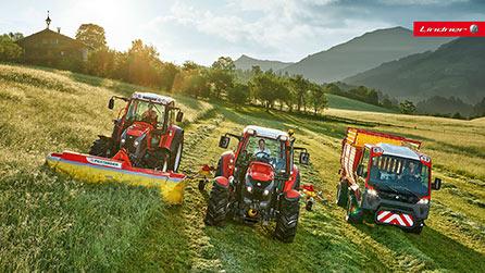 Lintrac Traktoren